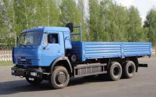 Камаз-53215 технические характеристики