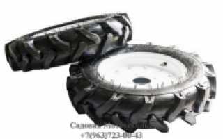 Мотоблок колеса 16-65 8