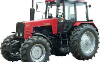 Недостатки трактора мтз 1221