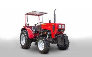 Трактор мтз 442