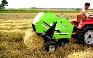 Оборудование для заготовки сена