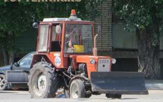 Трактор т 30 владимирец