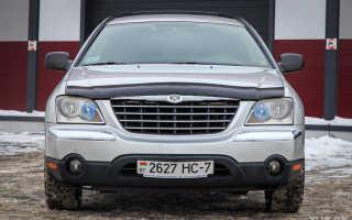 Chrysler pacifica отзывы владельцев видео