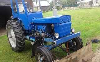 Трактор т 28 характеристика