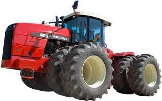 Трактор версатиле 305 отзывы
