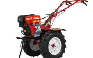 Мотоблок фермер характеристики