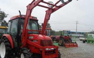 Трактор янмар 585 характеристики