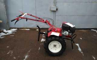 Мотоблок фермер 909 с пониженной передачей