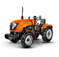 Мини-трактор кентавр t-244