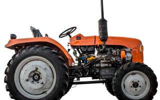 Технические характеристики минитрактора кентавр т-244