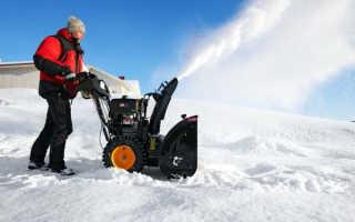 Рабочий орган для очистки снегадля мотоблока