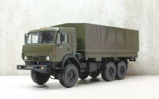 Камаз-53501 технические характеристики