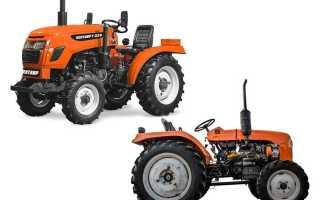 Трактор кентавр т 224